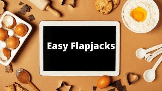 Easy Flapjacks