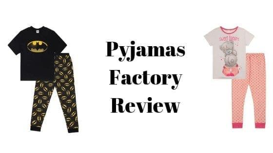 Pyjamas Factory Review