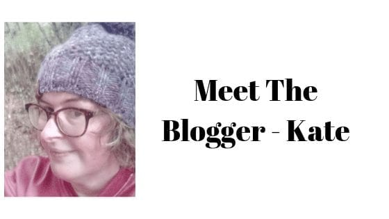 Meet The Blogger - Kate