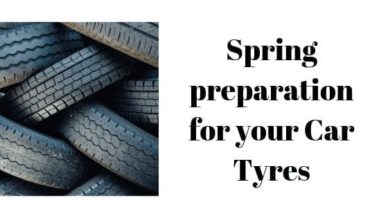 Spring preparation for your Car Tyres