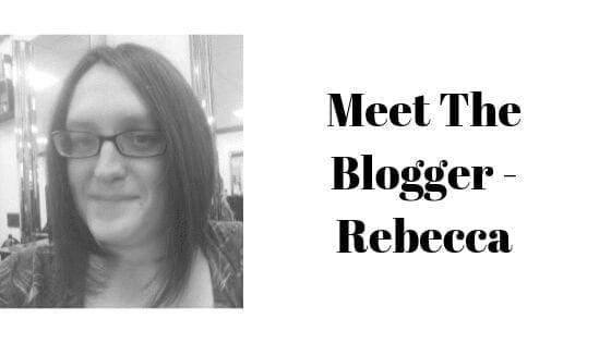 Meet The Blogger - Rebecca
