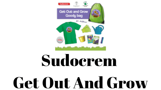 Sudocrem Get Out And Grow