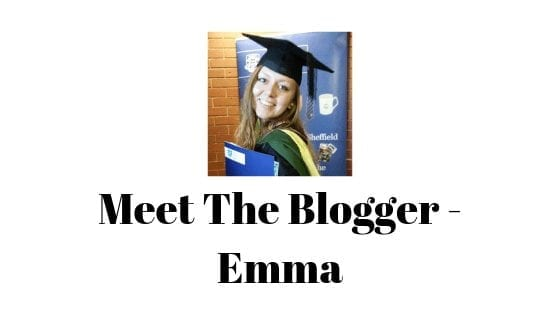 Meet The Blogger - Emma