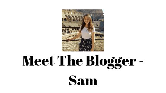 Meet The Blogger Series
