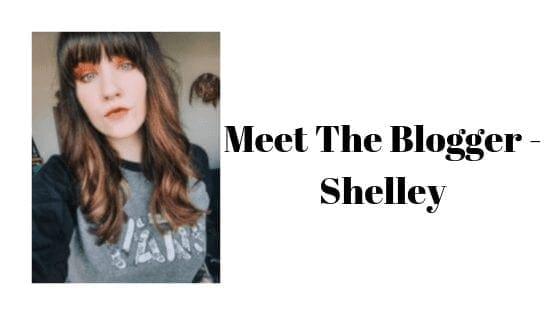 meet the blogger - shelley