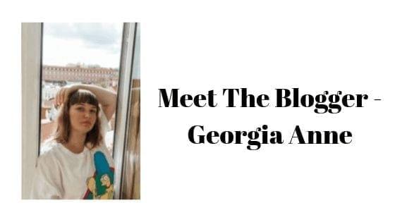 meet the blogger - georgia anne