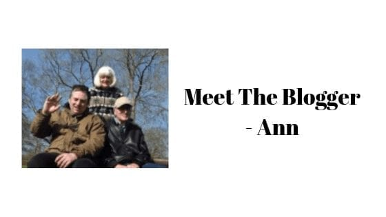 meet the bloger ann