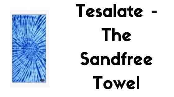Tesalate - The Sandfree Towel (1)