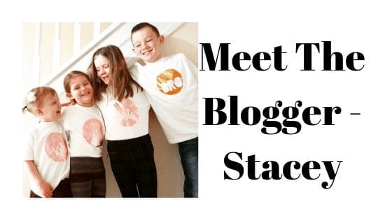 Meet The Blogger - Stacey