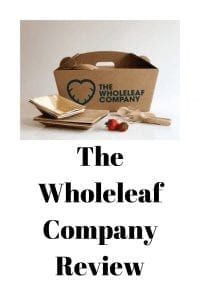 The Wholeleaf Company Review