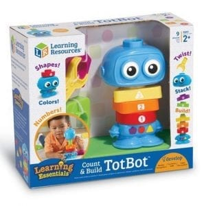 Count & Build TotBot Builders
