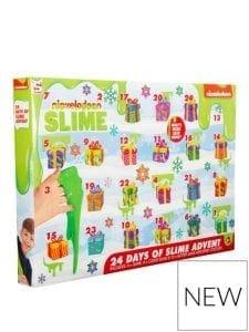 slime advent calendar