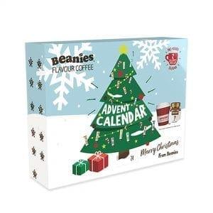 beanies advent calendar