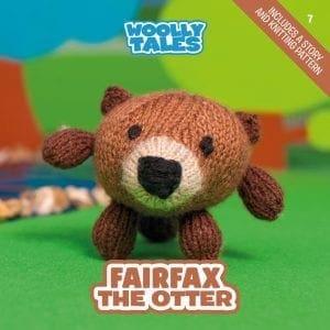 fairfax the otter