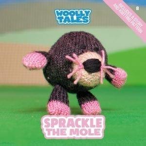 sprackle the mole