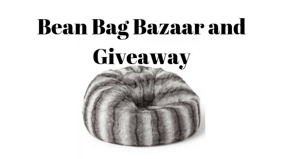 Bean Bag Bazaar and Giveaway