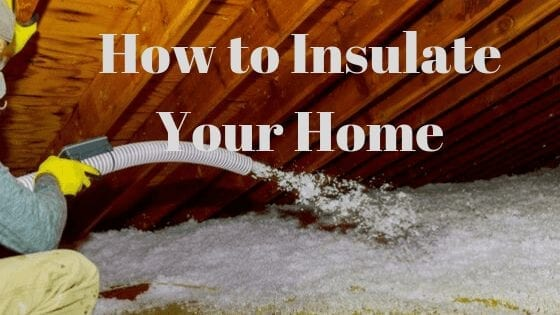 How To Insulate Your Home Stressedmum