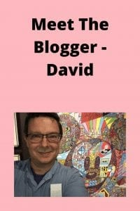 Meet The Blogger - David