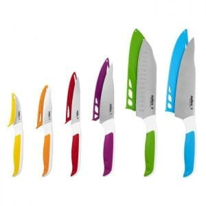 Zyliss Comfort 6-Piece Knife Set