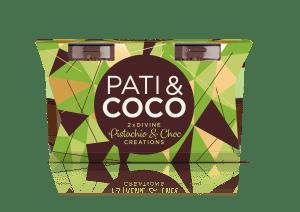 PATI & COCO PISTACHIO