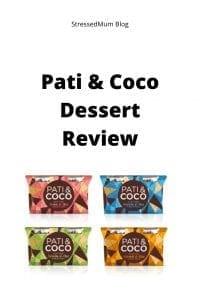 Pati & Coco Dessert Review