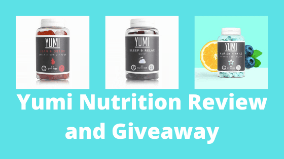 Yumi Nutrition Review and Giveaway
