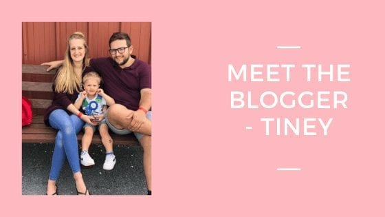 Meet The Blogger - Tiney