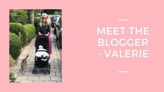 Meet The Blogger - Valerie