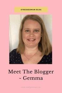 Meet The Blogger - Gemma