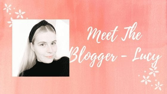 Meet The Blogger - Lucy