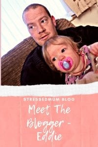 Meet The Blogger - Eddie