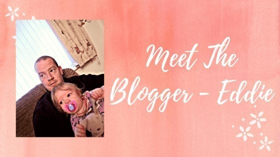 Meet The Blogger - Eddie