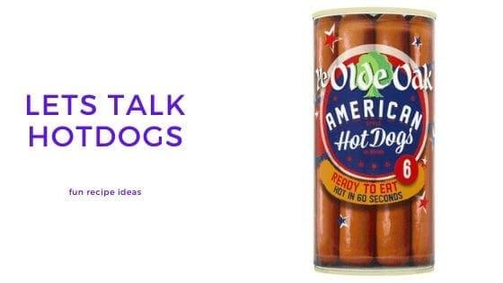 Lets Talk HotDogs