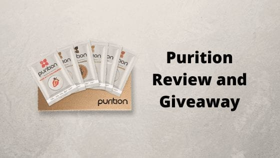Puriton Review and Giveaway (2)