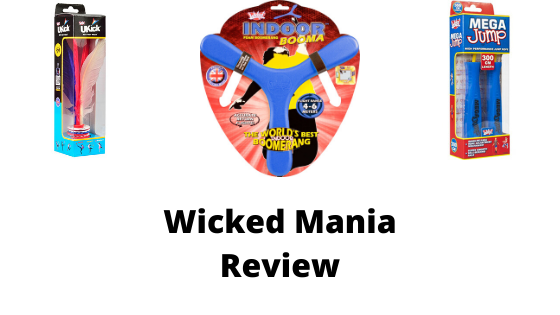Wicked Mania Review