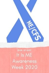 ME Awareness Week - Our Story