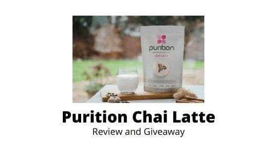 Purition Chai Latte
