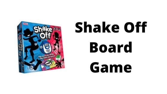 Shake Off Board Game