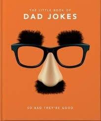 little book of dad jokes