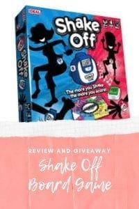 Shake Off Board Game