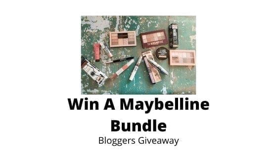 Win A Maybelline Bundle