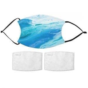 ocean watercolour