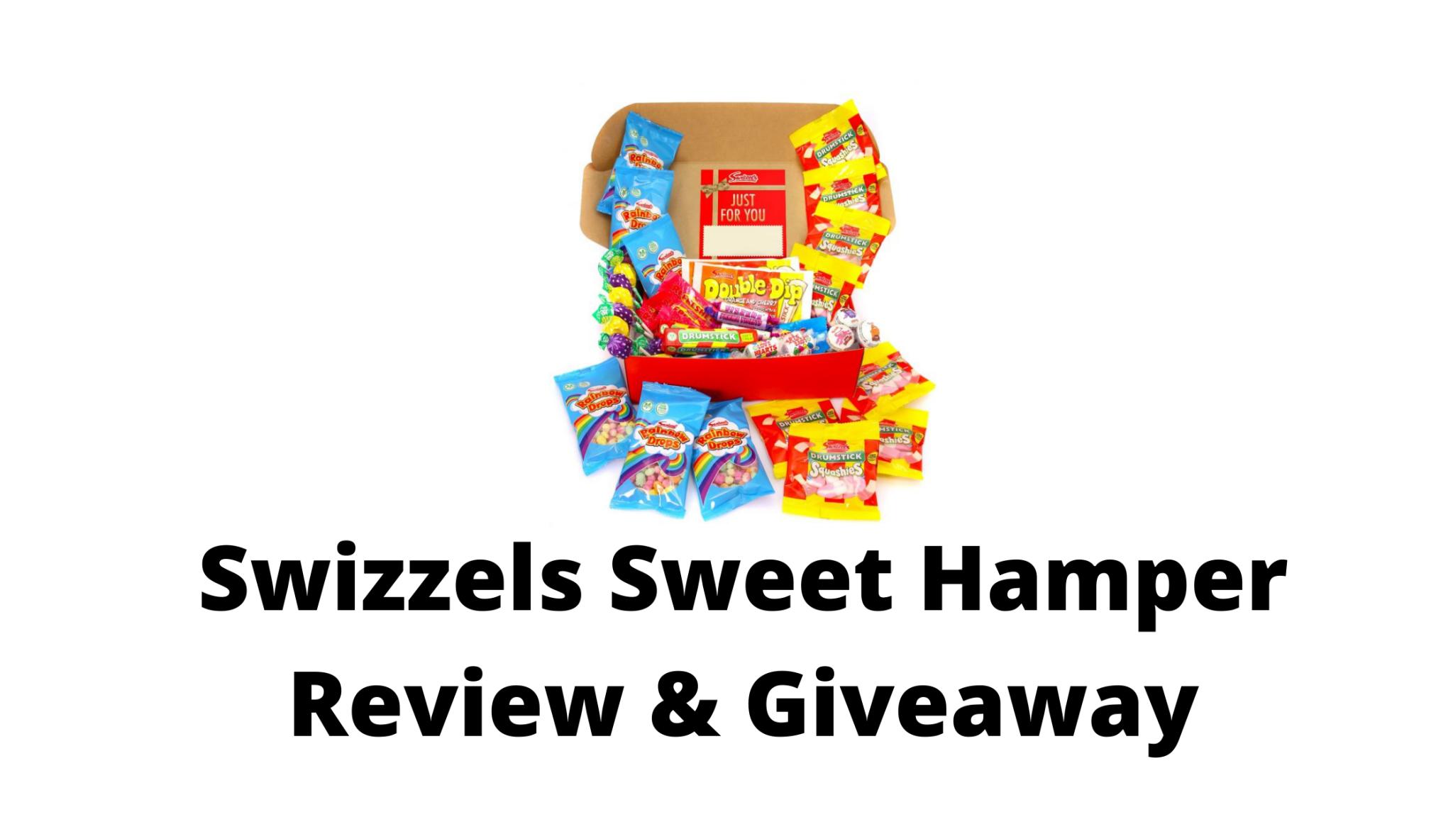 Swizzels Sweet Hamper Review & Giveaway