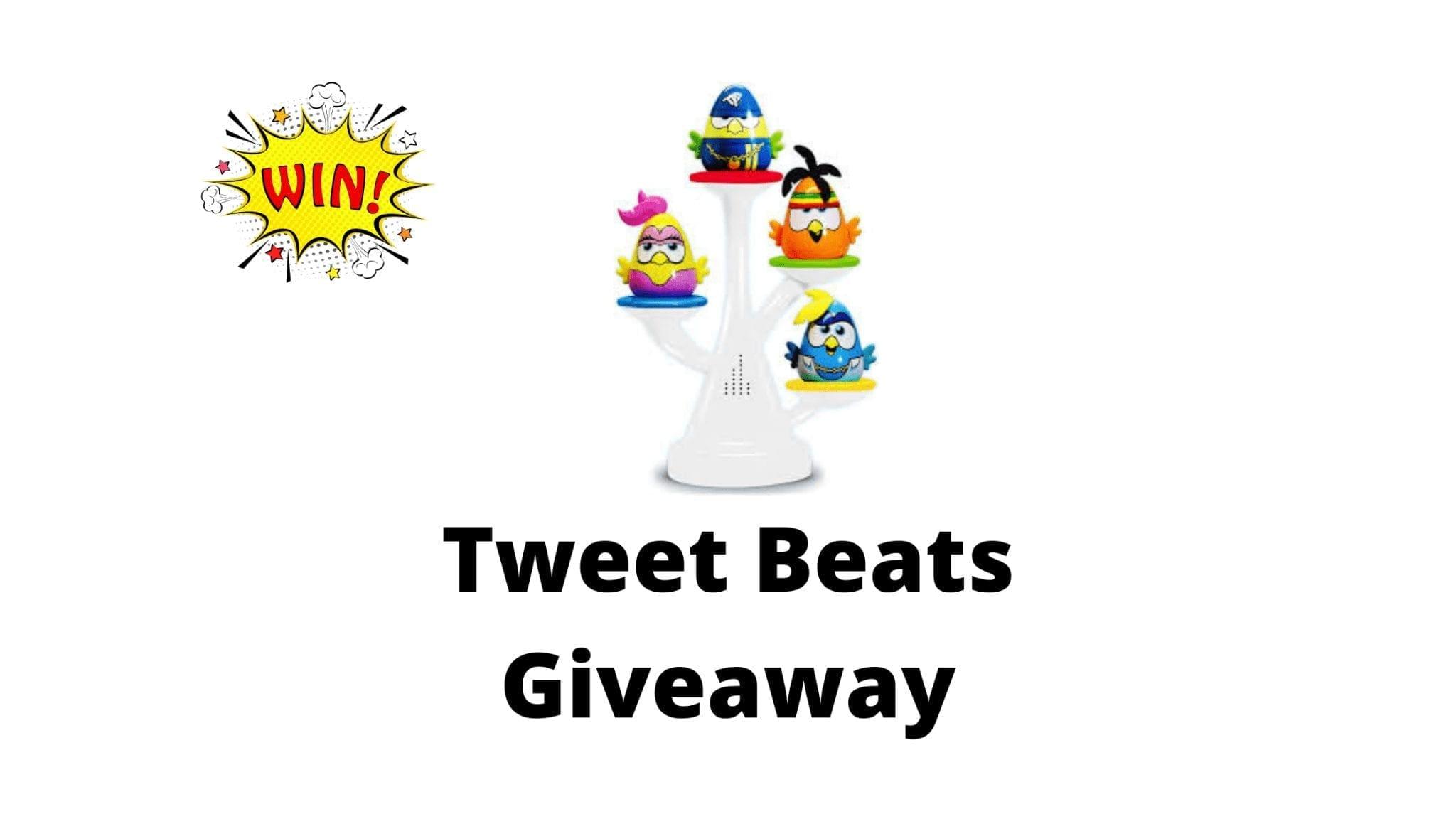 Tweet Beats Giveaway