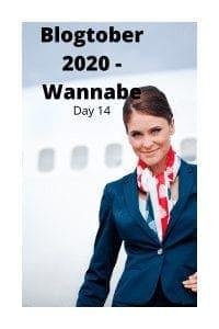 Blogtober 2020 - Wannabe
