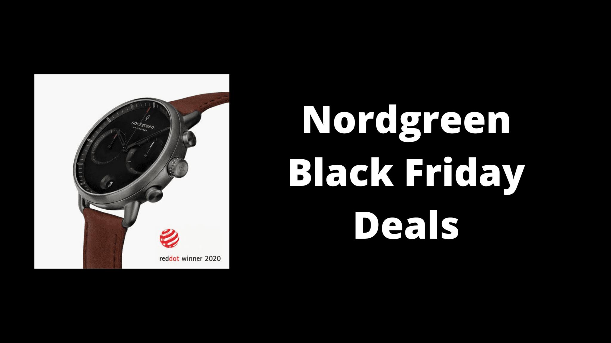 Nordgreen Black Friday Deals
