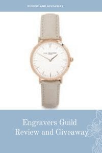Engravers Guild Review and Giveaway