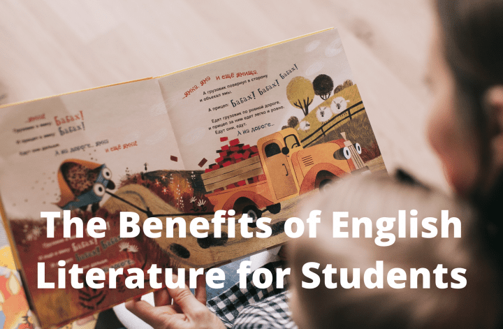 The Benefits of English Literature for Students