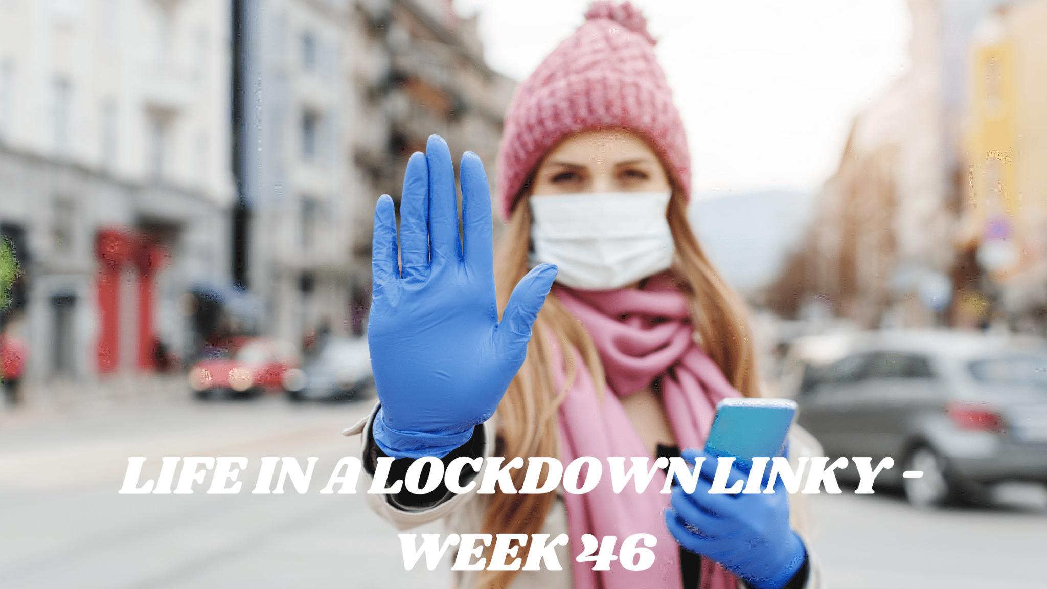 Life In A Lockdown Linky - Week 46