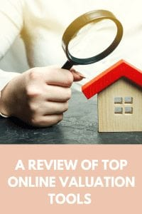A review of top online valuation tools